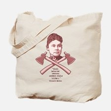 Well Behaved Lizzie Tote Bag