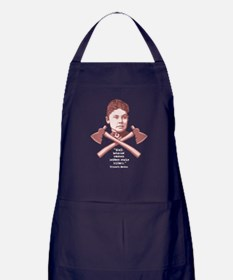Well Behaved Apron (dark)