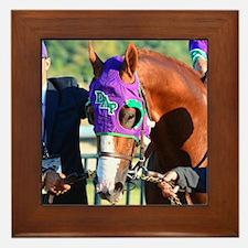 CALIFORNIA CHROME Framed Tile