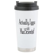 Unique Chemistry Travel Mug
