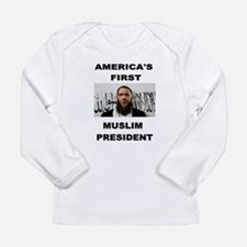 MUSLIM PRESIDENT Long Sleeve T-Shirt
