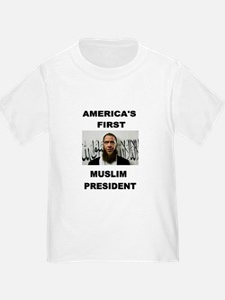 MUSLIM PRESIDENT T-Shirt
