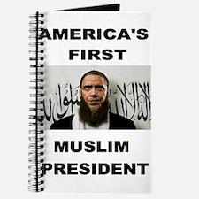 MUSLIM PRESIDENT Journal