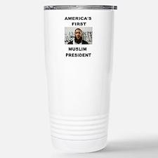 MUSLIM PRESIDENT Travel Mug