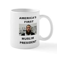 MUSLIM PRESIDENT Mugs