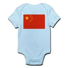 Flag of the People's Republic of China Body Suit
