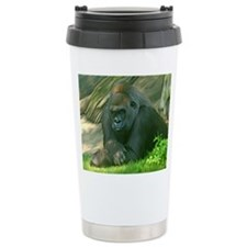 Unique Gorilla Travel Mug