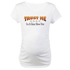 Trust Game Show Host Shirt