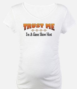 Trust Game Show Host Shirt