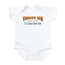 Trust Game Show Host Infant Bodysuit