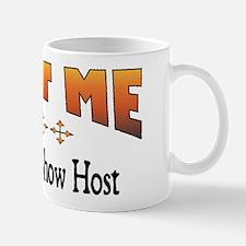 Trust Game Show Host Mug