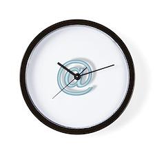 World wide web Wall Clock