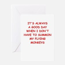 good day Greeting Cards