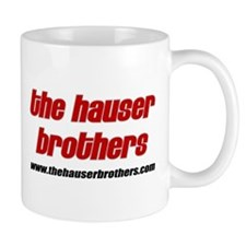 The Hauser Brothers Small Mug