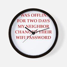 deadbeat Wall Clock