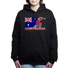 Cricket Australia Women's Hooded Sweatshirt