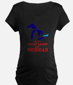 4 out of 5 Great Lakes Maternity T-Shirt