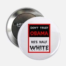 DON'T TRUST OBAMA Button