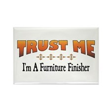 Trust Furniture Finisher Rectangle Magnet