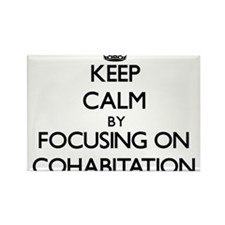 Keep Calm by focusing on Cohabitation Magnets