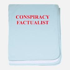 conspiracy, baby blanket