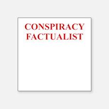 conspiracy, Sticker