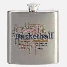 Basketball Word Cloud Flask