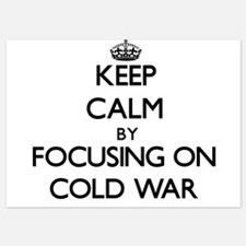 Keep Calm by focusing on Cold War Invitations