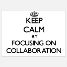 Keep Calm by focusing on Collaboration Invitations
