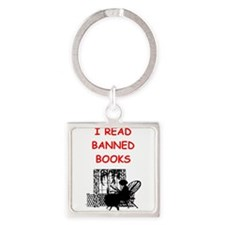banned books Keychains