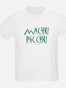 MACHU PICCHU - T-Shirt