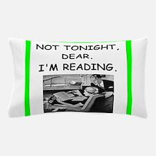 book lover Pillow Case