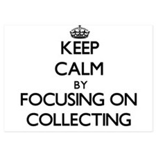 Keep Calm by focusing on Collecting Invitations