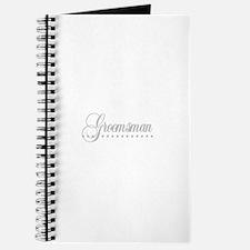 Groomsman Elegance Journal
