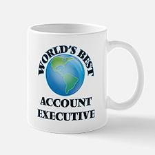World's Best Account Executive Mugs