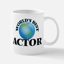 World's Best Actor Mugs