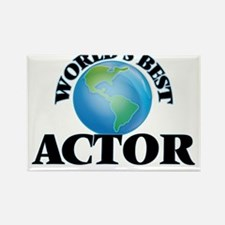 World's Best Actor Magnets