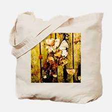 First Fallen Leaves Of Autumn Tote Bag