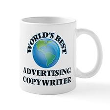 World's Best Advertising Copywriter Mugs