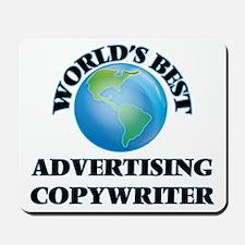 World's Best Advertising Copywriter Mousepad
