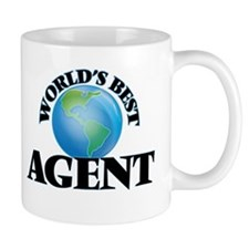 World's Best Agent Mugs