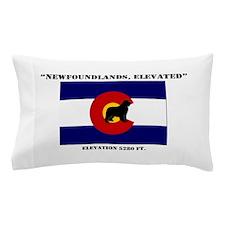 Colorado flag Newf Pillow Case
