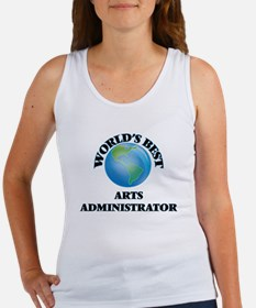 World's Best Arts Administrator Tank Top