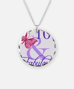 Fabulous 101st Birthday Necklace