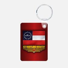 1st Maryland Infantry (v10) Keychains