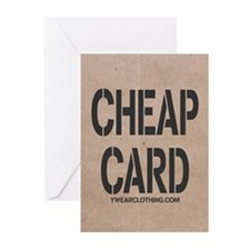 Cheap Deal Greeting Cards (Pk of 10)