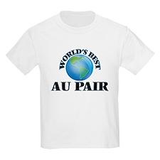 World's Best Au Pair T-Shirt