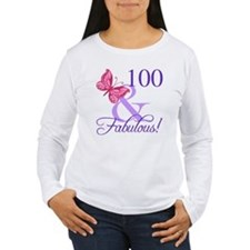 Fabulous 100th Birthda T-Shirt