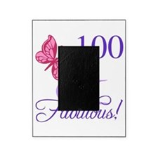 Fabulous 100th Birthday Picture Frame
