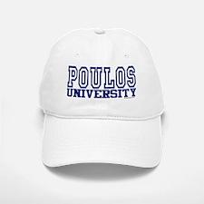POULOS University Baseball Baseball Cap